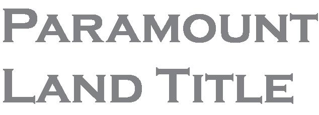 paramoutn-land-title